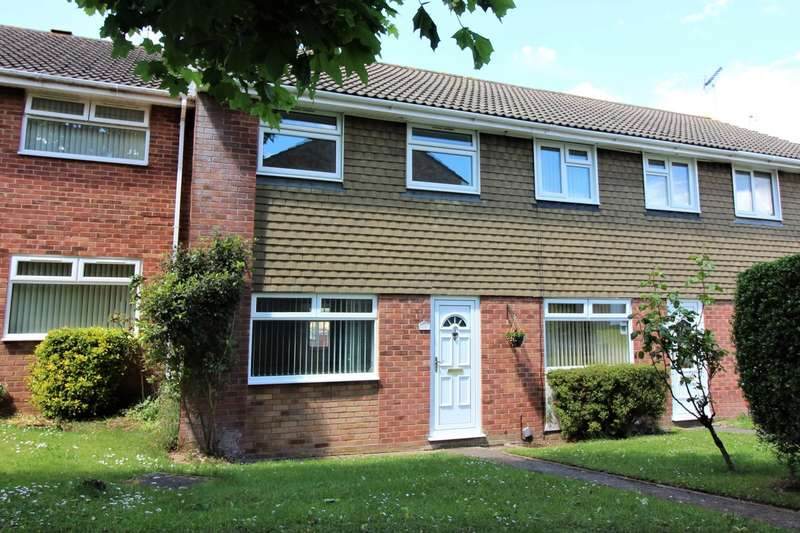 3 Bedrooms Terraced House for sale in Biddisham Close, Nailsea, BS48