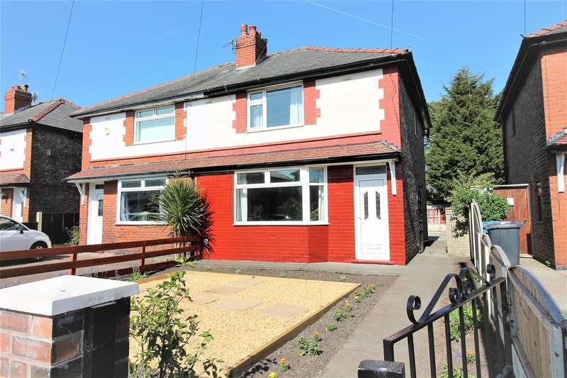 3 Bedrooms Semi Detached House for sale in Jubilee Avenue, Warrington