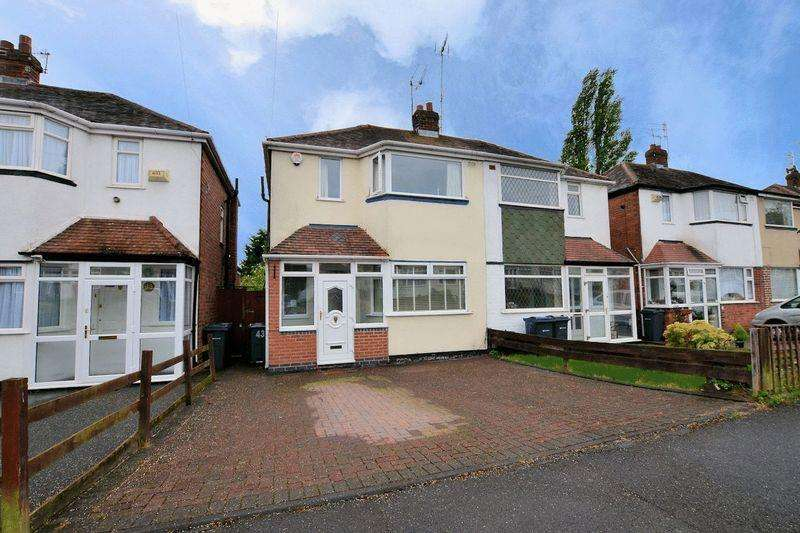 2 Bedrooms Semi Detached House for sale in Lower White Road, Quinton