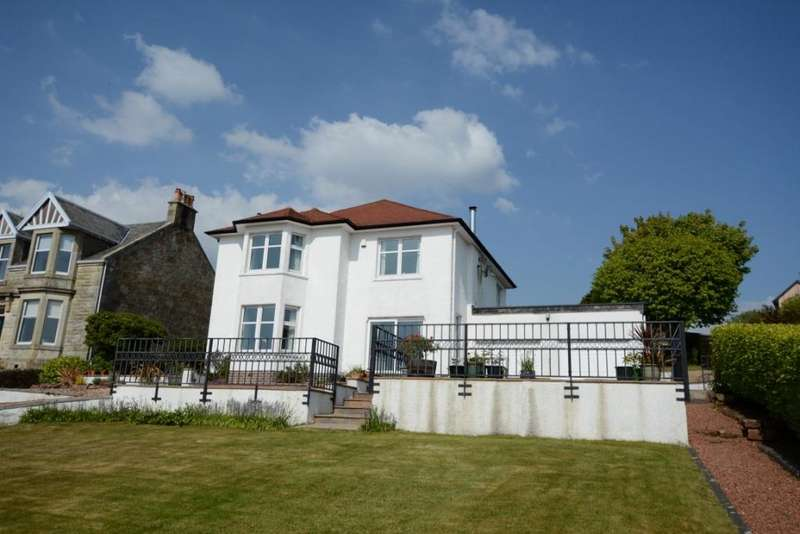 4 Bedrooms Detached Villa House for sale in 18 Caldwell Road, West Kilbride, KA23 9LE