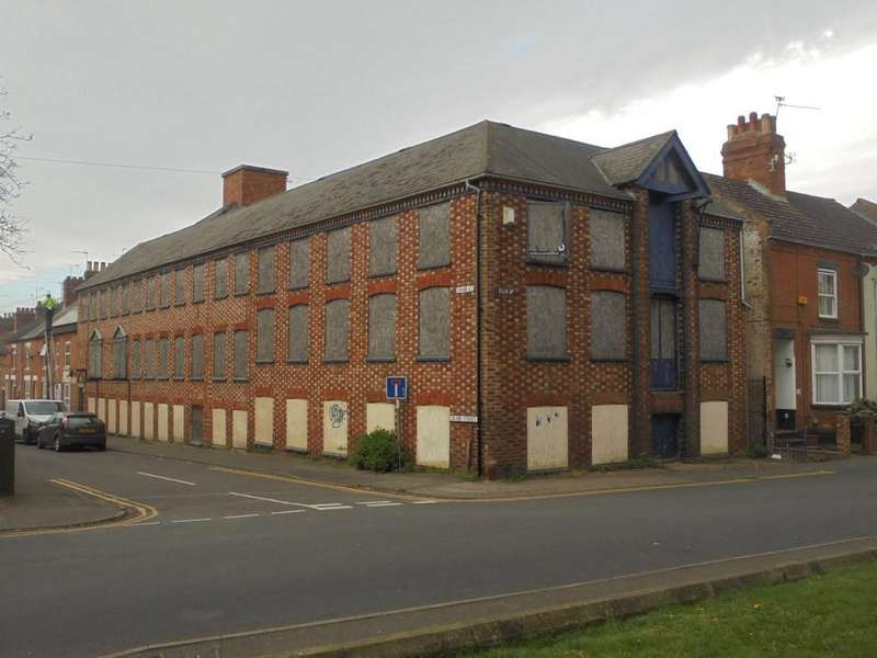Block Of Apartments Flat for sale in Former Cunnington Brothers Shoe Factory, junction of Park Road Crabb Street, Rusden, Northampton,NN10 0RW