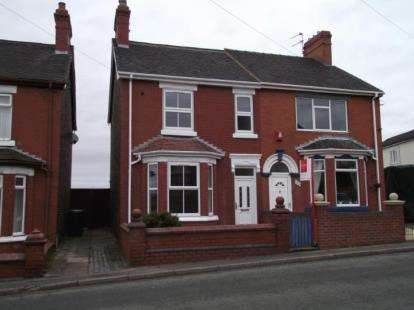 3 Bedrooms Semi Detached House for sale in Ravens Lane, Bignall End, Stoke-On-Trent, Staffordshire