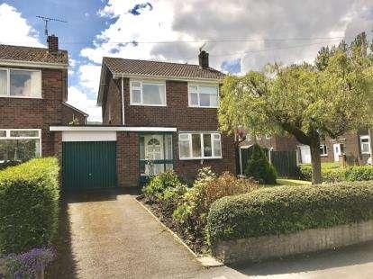 3 Bedrooms Link Detached House for sale in Pennine Road, Glossop, Derbyshire