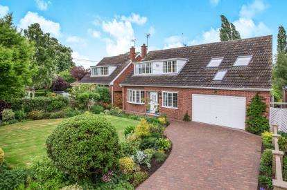 4 Bedrooms Detached House for sale in Marsh Lane, Bolton Percy, York, North Yorkshire