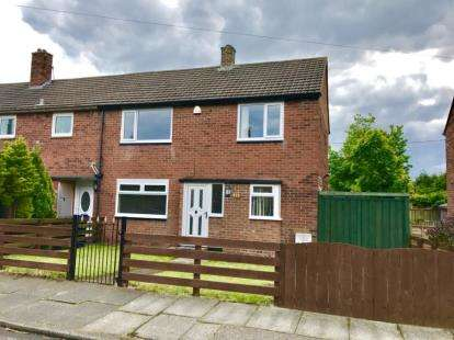 3 Bedrooms Semi Detached House for sale in Copley Avenue, South Shields, Tyne and Wear, NE34