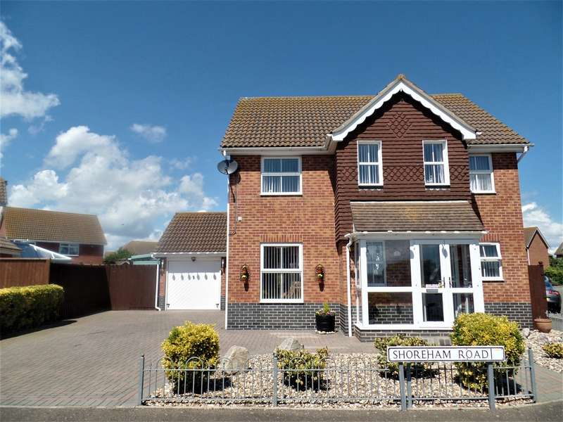 4 Bedrooms Detached House for sale in Martello Bay