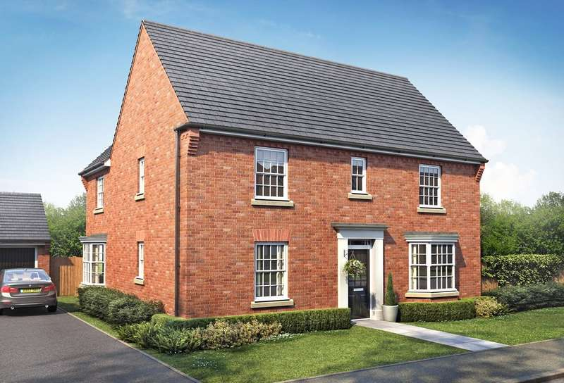 4 Bedrooms Detached House for sale in The Nursery, Ottery St Mary