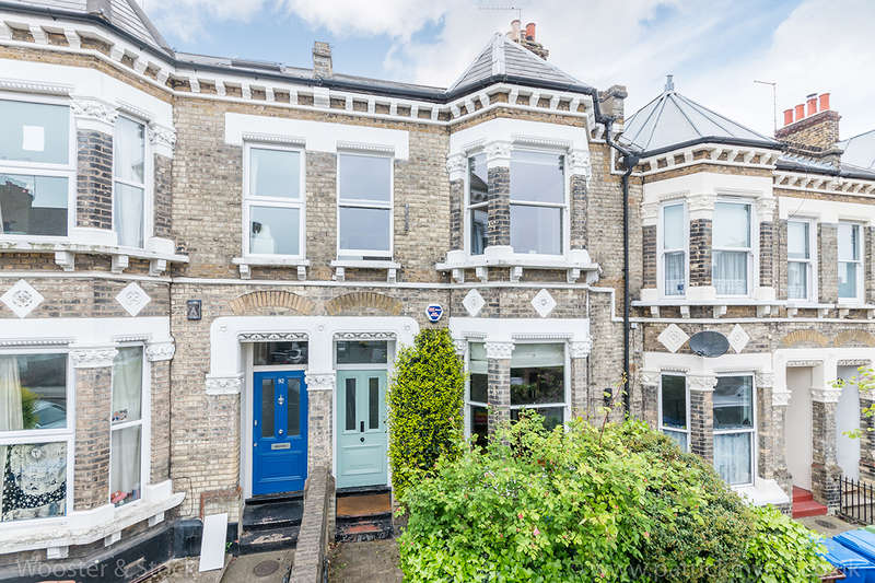 4 Bedrooms Terraced House for sale in Shenley Road, Camberwell, SE5
