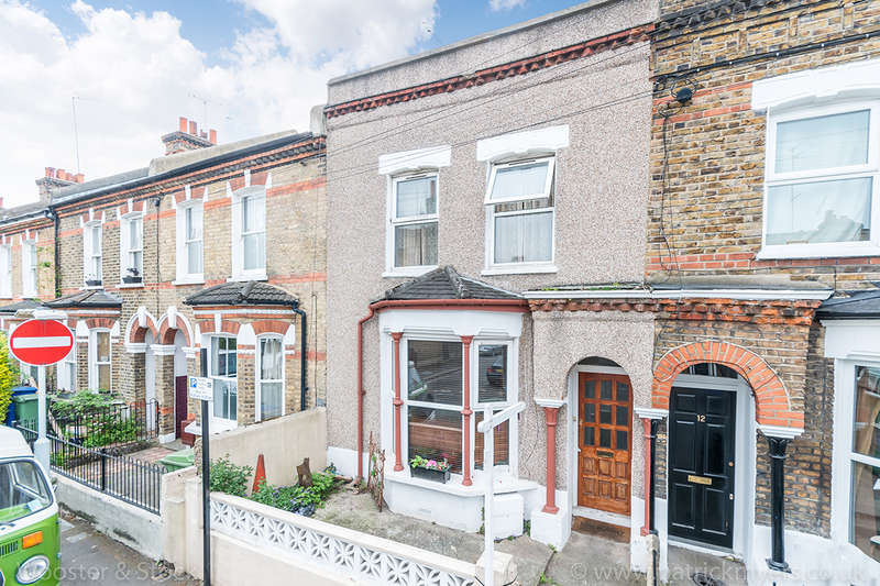 3 Bedrooms Terraced House for sale in Ada Road, Camberwell, SE5