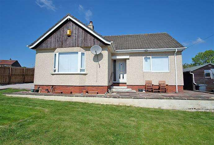 3 Bedrooms Bungalow for sale in 29 Bowden Road, Newtown St Boswells, TD6 0PS
