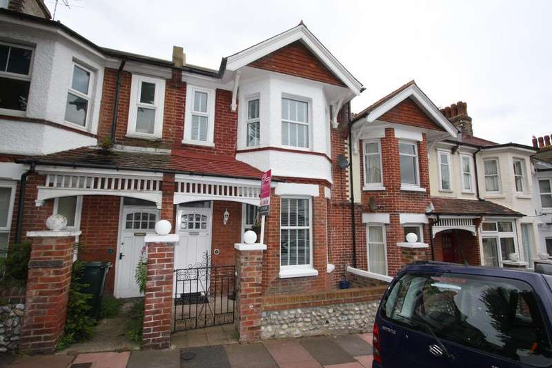 3 Bedrooms Terraced House for sale in Greys Road, Eastbourne BN20