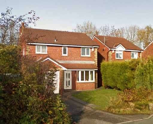 4 Bedrooms Detached House for sale in Alder Coppice, Preston, Lancashire, PR2 1YG