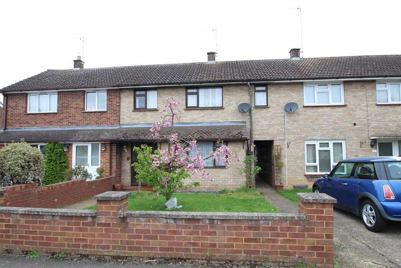 3 Bedrooms Terraced House for sale in Ousebank Way, Stony Stratford, Milton Keynes