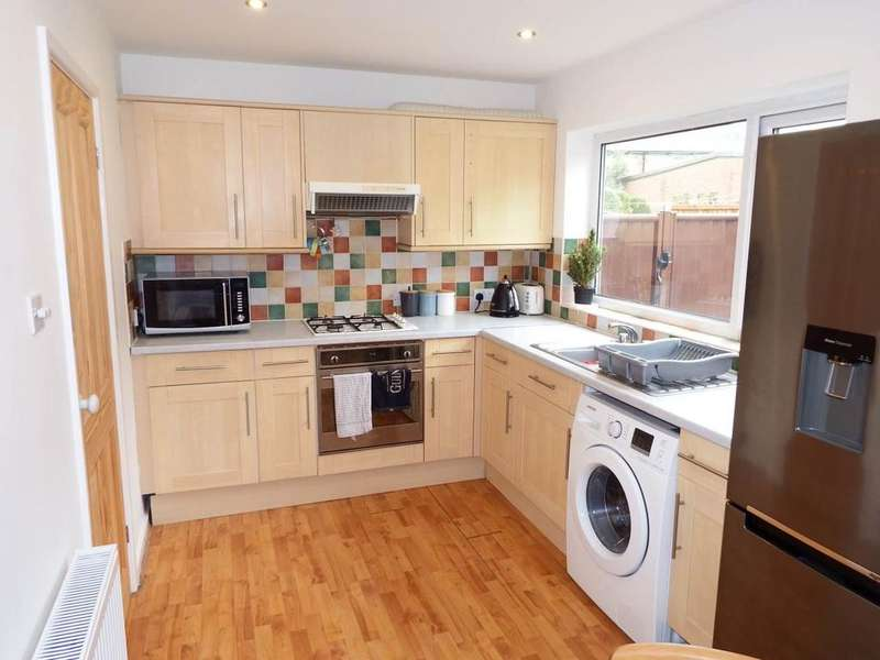 2 Bedrooms Terraced House for rent in Sherbrook Terrace, Carrington, Nottingham