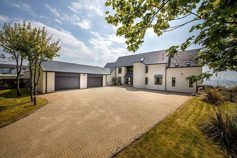 5 Bedrooms Detached House for sale in Ailsa, 25 Summerlea Road, Seamill, West Kilbride, KA23