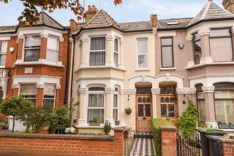 3 Bedrooms Terraced House for sale in Inderwick Road, Crouch End, N8