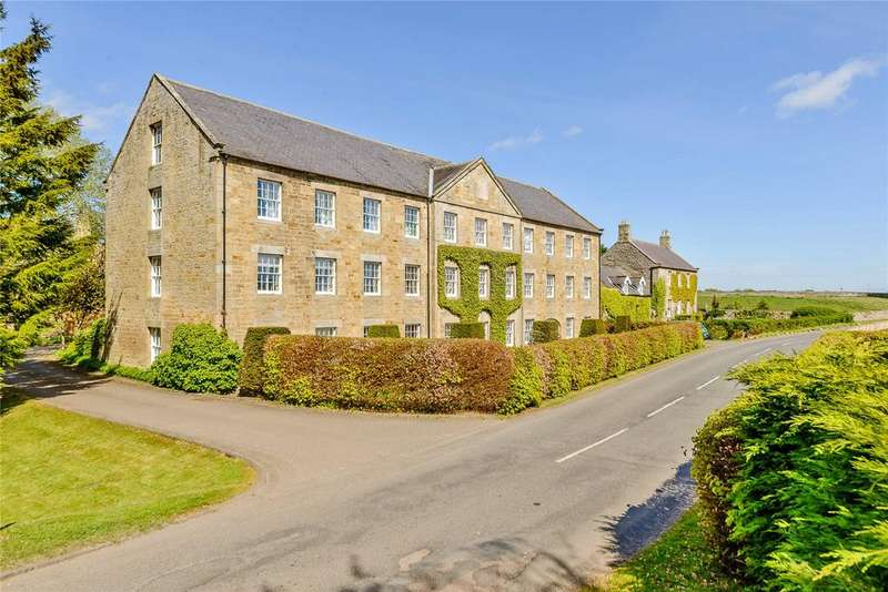 4 Bedrooms Terraced House for sale in Netherwitton Mill, Netherwitton Village, Morpeth, Northumberland