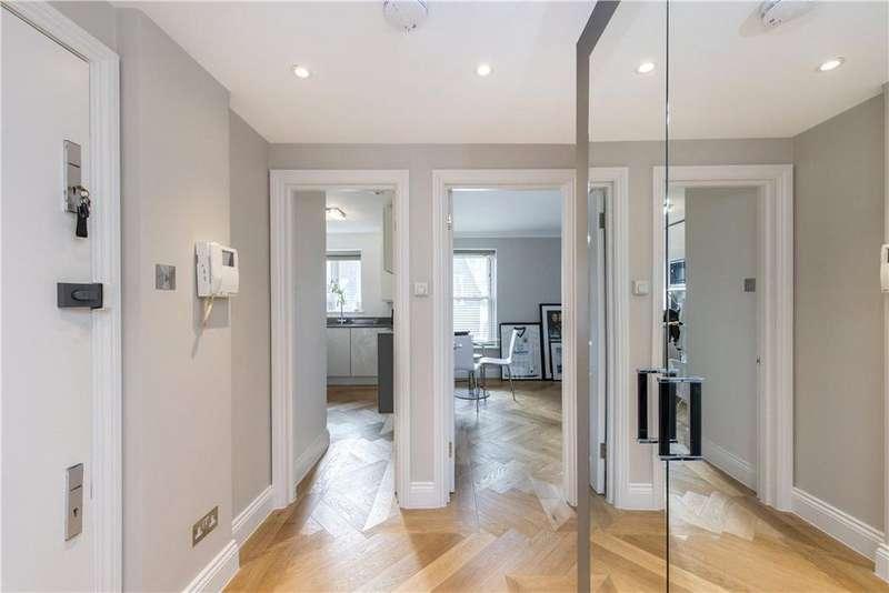 1 Bedroom Flat for sale in King Henrys Road, Primrose Hill, London, NW3