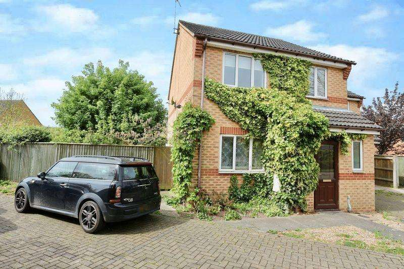 3 Bedrooms Semi Detached House for sale in Gurney Court, Eaton Bray