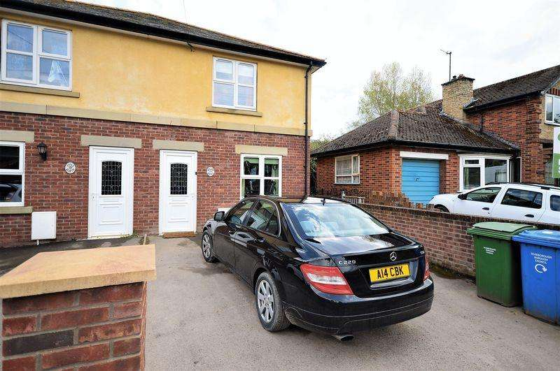 4 Bedrooms Semi Detached House for sale in Stakesby Vale, Whitby