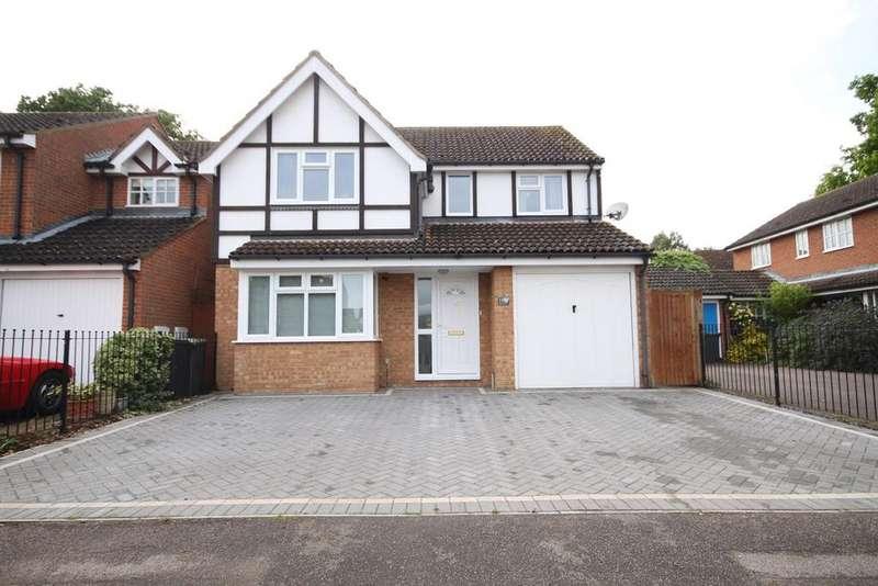 4 Bedrooms Detached House for sale in Sullivan Close, Shefford, SG17