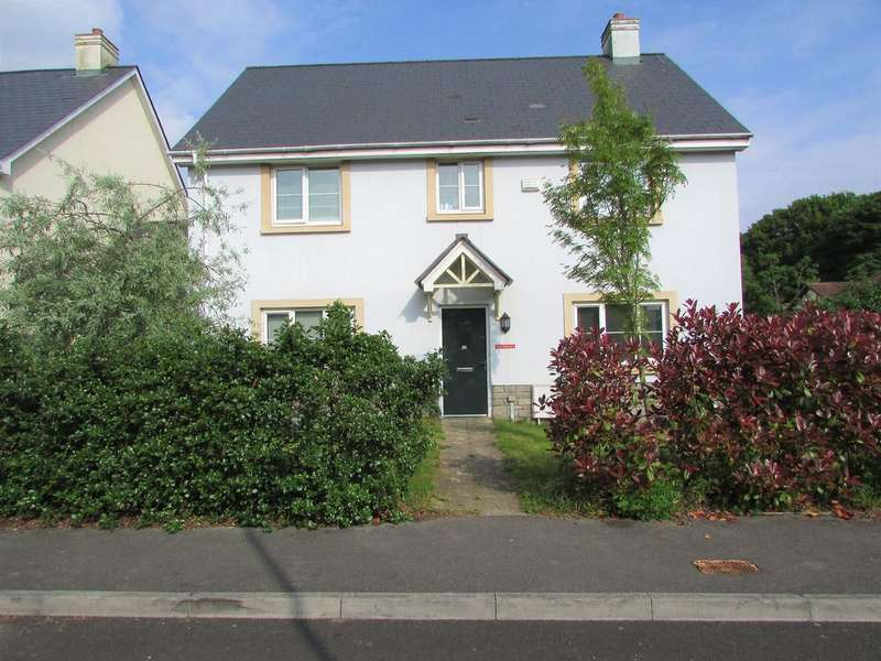 4 Bedrooms Detached House for sale in Grant's Close, Tongwynlais, Cardiff CF15