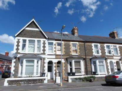 2 Bedrooms Flat for sale in Moy Road, Cardiff, Caerdydd