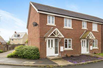 3 Bedrooms Semi Detached House for sale in Holst Grove, Cheltenham, Gloucestershire