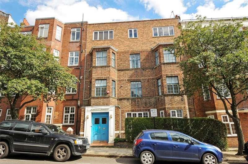 2 Bedrooms Flat for sale in Wimborne Mansions, Glenloch Road, Belsize Park, London, NW3