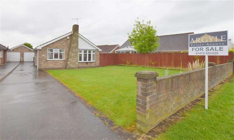 3 Bedrooms Detached Bungalow for sale in Peaks Lane, New Waltham, North East Lincolnshire