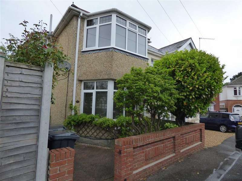 3 Bedrooms Detached House for rent in Hillbrow Road, Bournemouth, Dorset, BH6