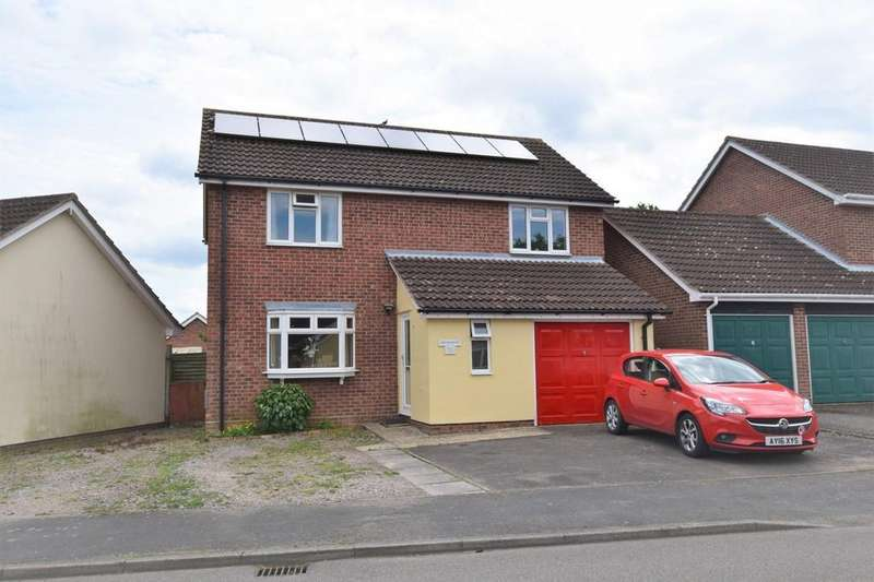 4 Bedrooms Detached House for sale in Bantocks Road, Great Waldingfield