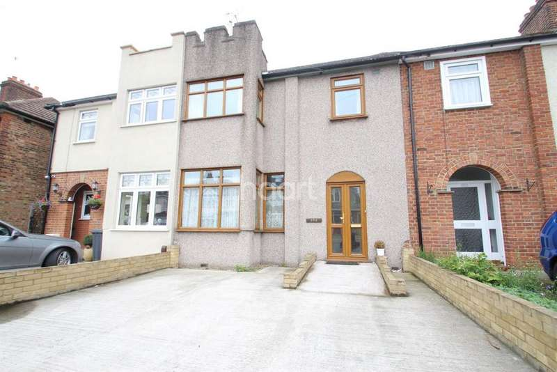 3 Bedrooms Terraced House for sale in Brentwood Road