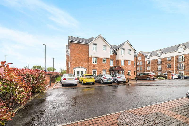 1 Bedroom Flat for sale in Brabourne Gardens, North Shields, NE29