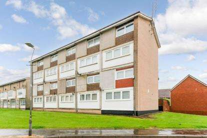 2 Bedrooms Maisonette Flat for sale in Cruachan Road, Rutherglen