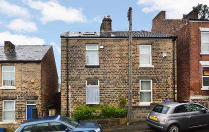 4 Bedrooms Semi Detached House for sale in Roebuck Road, Sheffield, South Yorkshire
