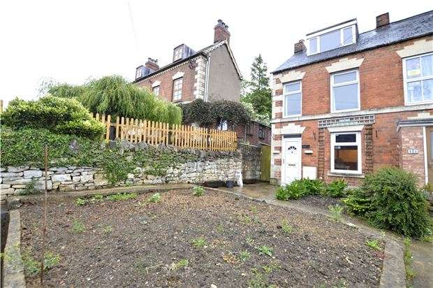 3 Bedrooms End Of Terrace House for sale in Spillmans Road, Rodborough, Gloucestershire, GL5 3LS