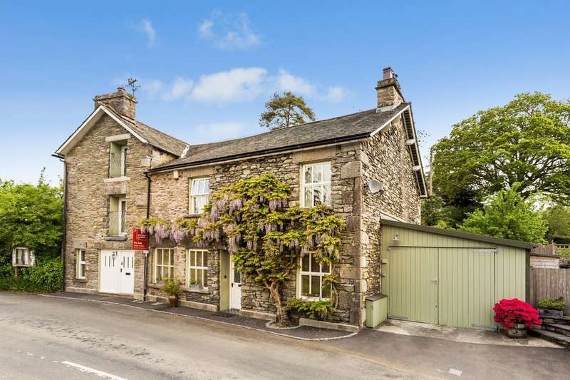 4 Bedrooms Detached House for sale in The Old Post Office and The Hayloft, Crosthwaite, Kendal, Cumbria, LA8 8HX