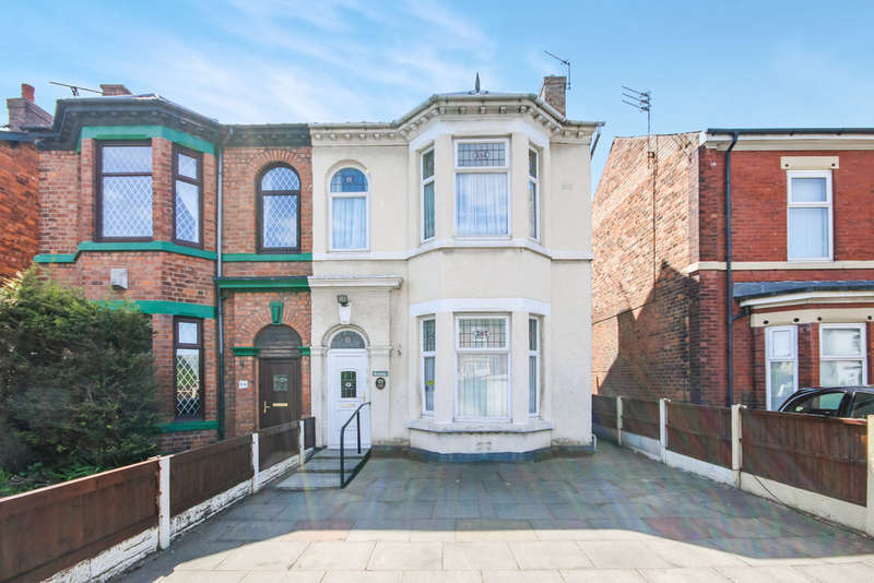 4 Bedrooms Semi Detached House for sale in Kensington Road, Southport