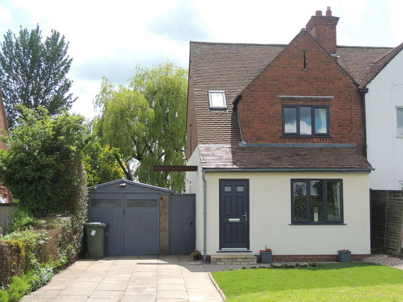 2 Bedrooms Semi Detached House for sale in Aylesbury Road, Hockley Heath, Solihull