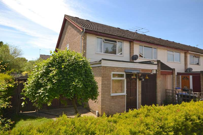 2 Bedrooms End Of Terrace House for sale in Goldsworth Park