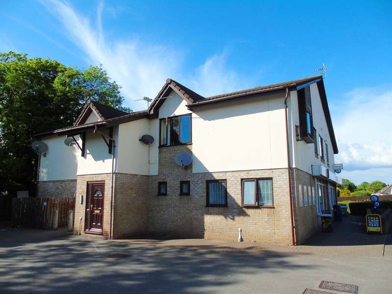 2 Bedrooms Flat for sale in Brockhill Way, Penarth