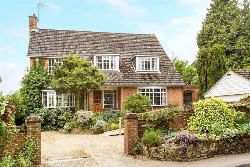 4 Bedrooms Detached House for sale in Ockley Road, Ewhurst, Cranleigh, Surrey, GU6