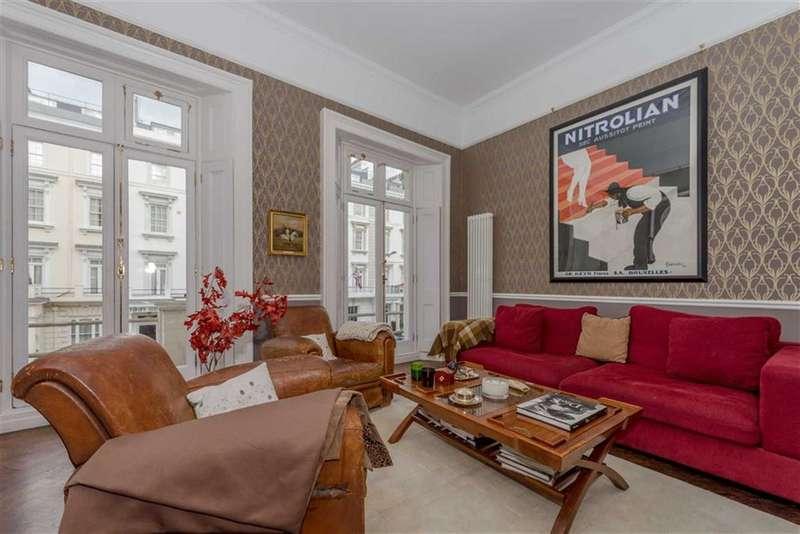2 Bedrooms Property for sale in Belgrave Road, Pimlico, London, SW1V