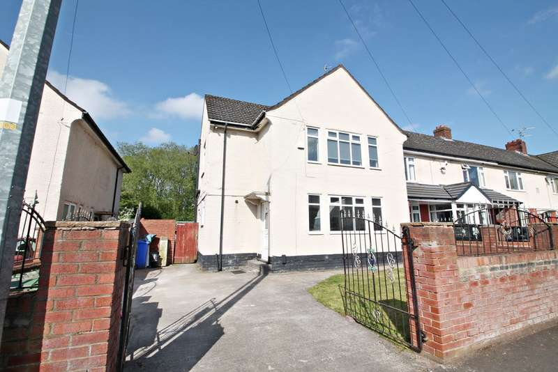 3 Bedrooms Semi Detached House for sale in Stewards Ave, Widnes