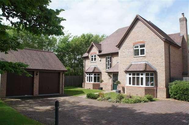 5 Bedrooms Detached House for sale in Bromham Road, Biddenham
