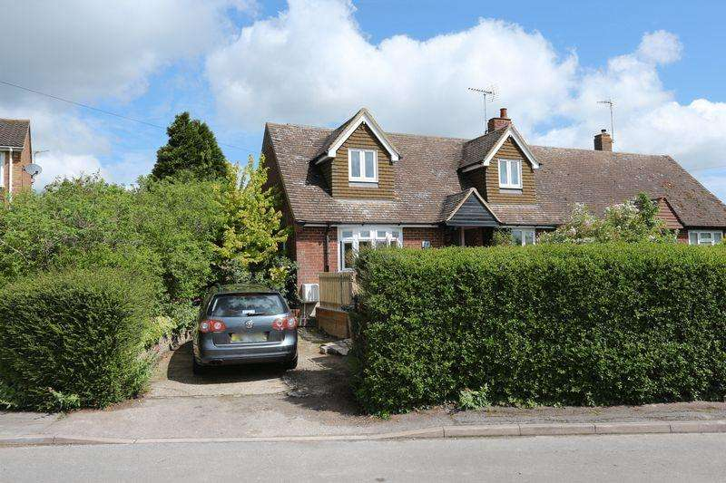 3 Bedrooms Semi Detached House for sale in Lancotbury Close, Totternhoe