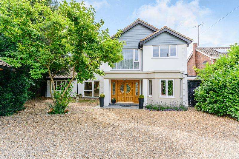 5 Bedrooms Detached House for sale in Lower Cookham Road, Maidenhead