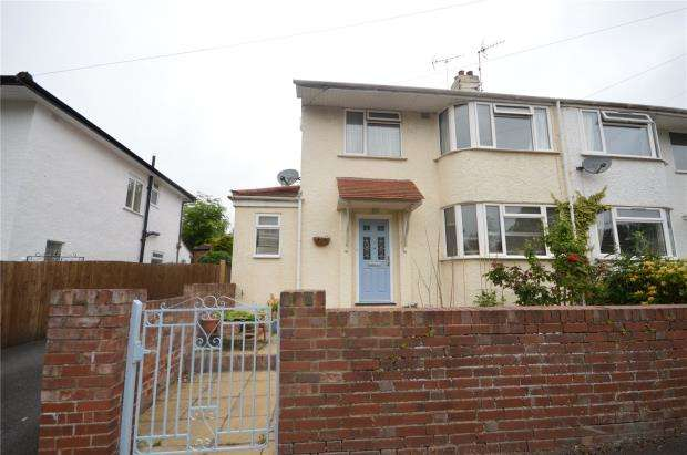 4 Bedrooms Semi Detached House for sale in Buckerell Avenue, St. Leonards, Exeter, Devon