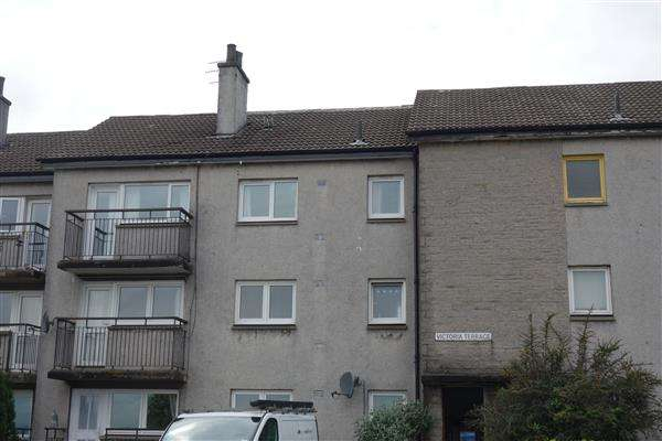 2 Bedrooms Flat for sale in Victoria Terrace, Ardrishaig